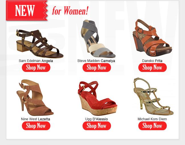 New for Women!